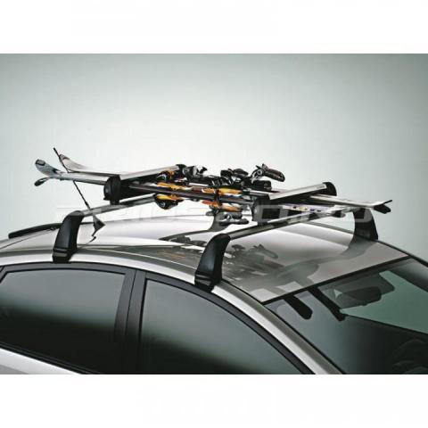 Продам верхний багажник и оригинальные крепления типа Т - 1