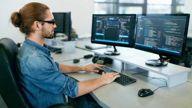 Программист-разработчик в Германии - 1