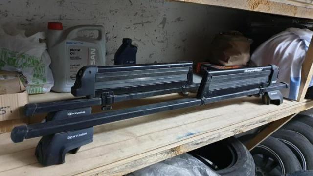 Продам багажник для перевозки лыж - 2