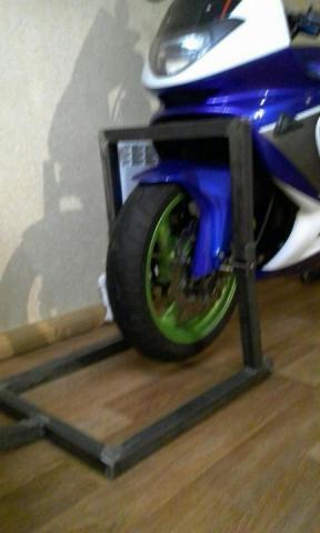 Окажу  услугу по изготовлению подкатов под  мотоцикл - 2