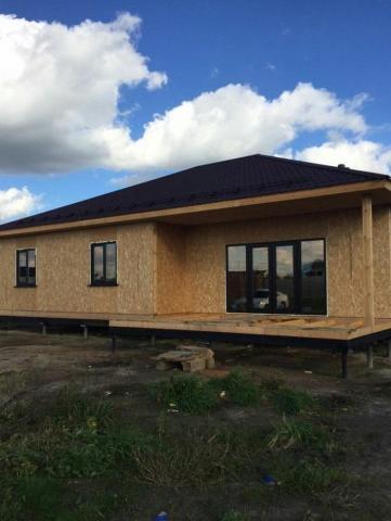 СИП панели, СИП Модули для самостоятельного строительства дома, дачи ,гаражa. - 2