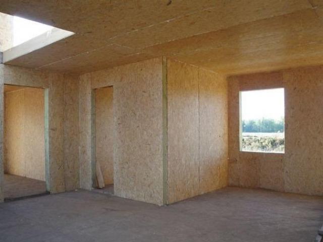 СИП панели, СИП Модули для самостоятельного строительства дома, дачи ,гаражa. - 3