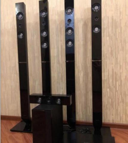 Продам Домашний кинотеатр Samsung HT-C5550 - 1