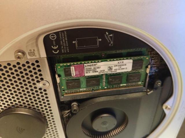 Продам Mac mini 2010 - 3
