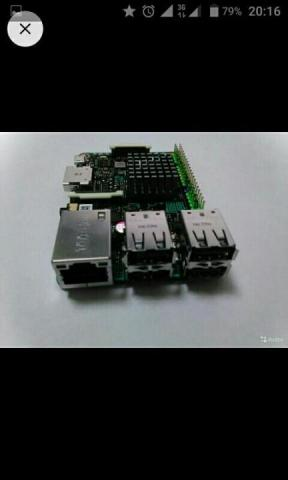 Продам Микрокомпьютер Asus Tinker board - 2