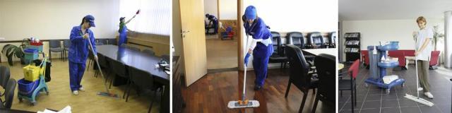 Требуются утренние уборщики - 1