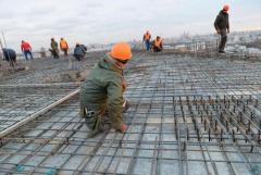 Требуются  бетонщики и арматурщики