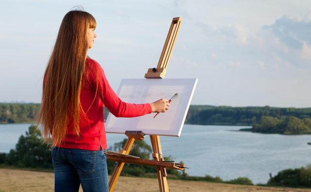Ищу работу художника в Европе - 1