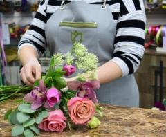 Ищу работу флористом