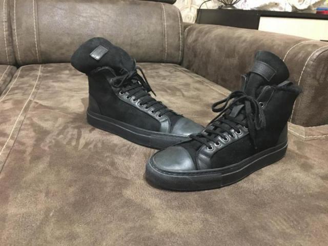 Продам крутейшие зимние кроссовки на подростка 38 размер, - 2