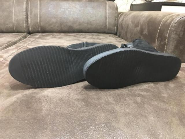 Продам крутейшие зимние кроссовки на подростка 38 размер, - 3