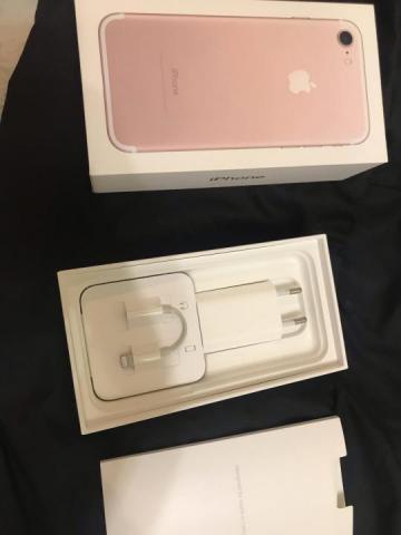 Продаю iPhone 7 128gb rose gold - 3
