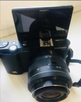 Продам фотоаппарат со сменной оптикой