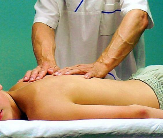 Требуются массажисты  реабилитологи - 1