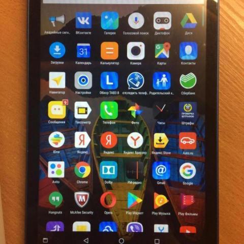 """Продам планшет 8"""" LTE 4х ядерный 4G - 2"""