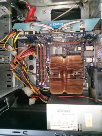 Продам игровой компьютер 4 ядра/4 гига/HD6790 1Gb - 2