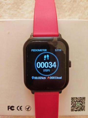 Продам новые часы-фитнес - 1