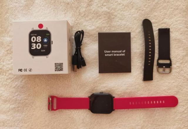 Продам новые часы-фитнес - 4
