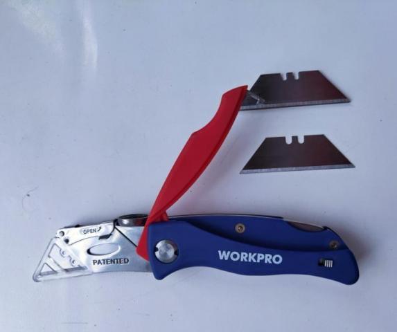Продам Нож универсальный строительный - 2