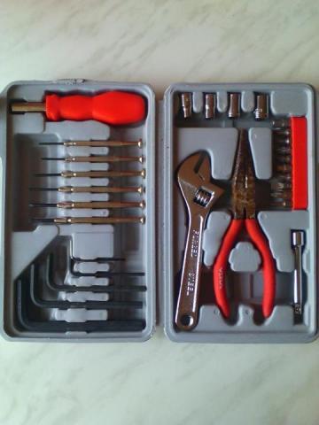 Продам набор инструментов VIRA FORGED STEEL - 1