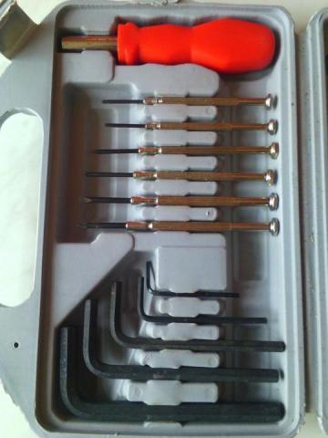 Продам набор инструментов VIRA FORGED STEEL - 3