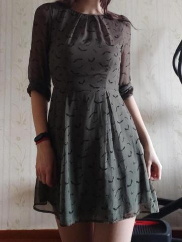 Продам лёгкое платье - 3