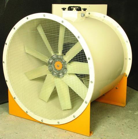 Промышленные осевые радиальные вентиляторы (Турция) - 1
