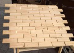 Деревянные стеновые панели - Изображение 1