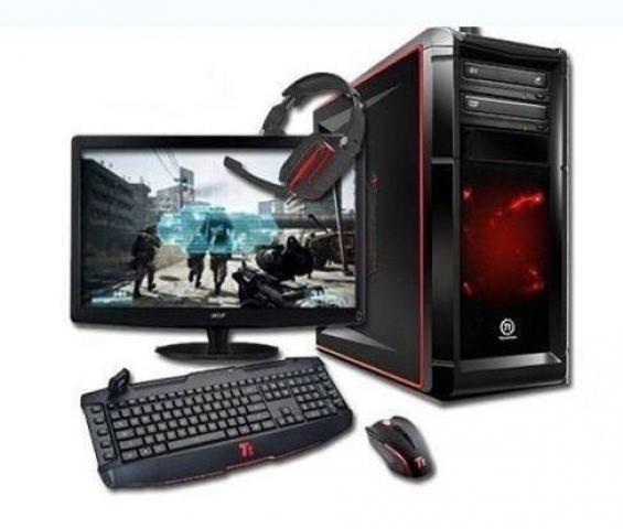 Продам игровой компьютер в сборе - 1