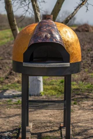Продам печи на дровах для пиццы - 3