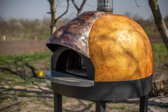 Продам печи на дровах для пиццы - 4