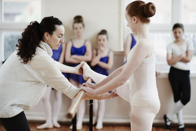 Требуется учитель балета - 1