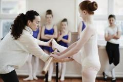 Требуется учитель балета