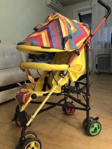 Продам прогулочную коляску - 2