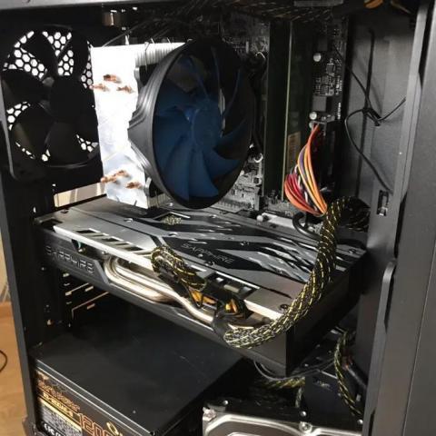 Продам мощный игровой компьютер - 2
