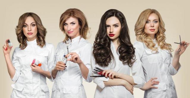 Требуются следующие специалисты в салон красоты - 1