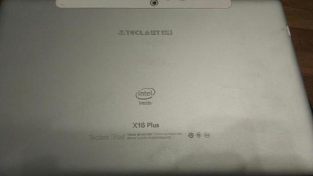 Продам планшет teclast x16 plus - 3