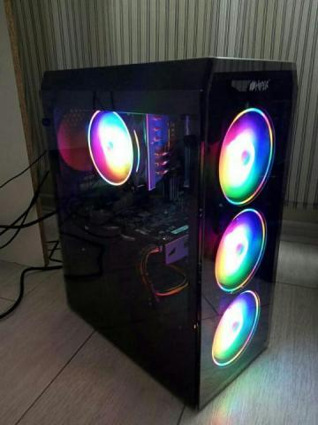 Продам системник AMD FX8320/ 8Gb/ GTX 1050Ti - 1