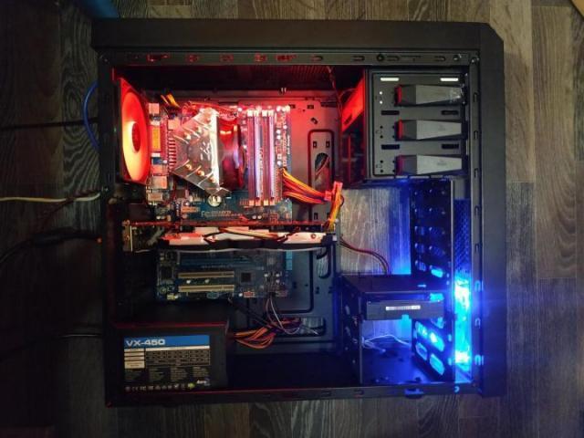 Продам ПК на ультрах Core i5, 8gb, gtx1060/rx580 - 1