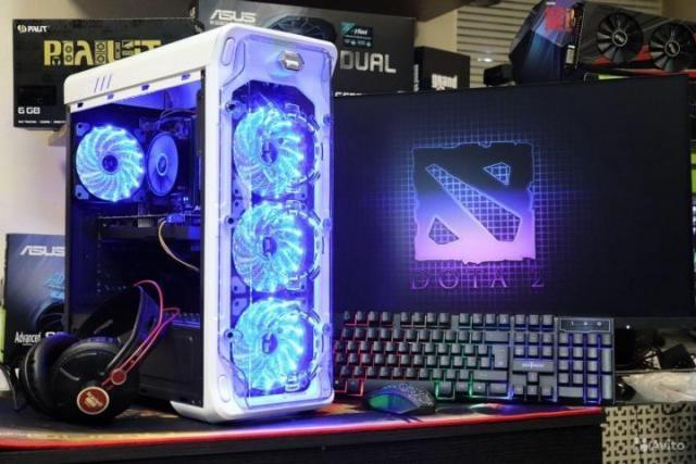Продам Intel i5 + GTX 1050Ti 4G. Игровой ПК - 1