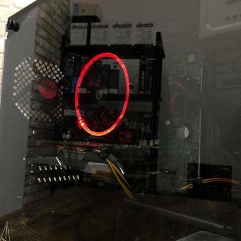 Продам Игровой пк nvidia GTX 1060/intel i3/RAM 8Gb/500Gb. - 2