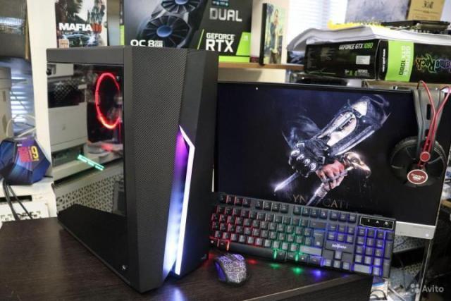 Соберу под  заказ Мощный игровой компьютер - 1