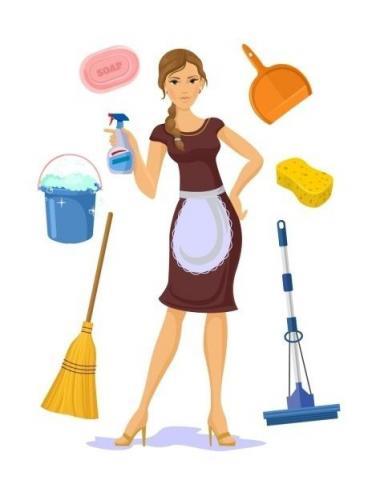 Требуется няня-домохозяйка - 1