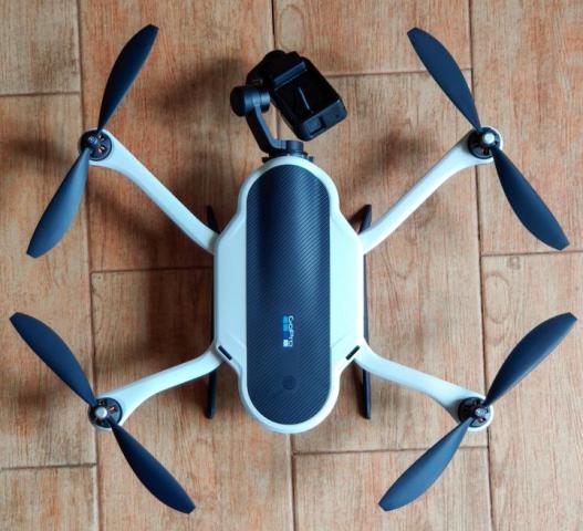 Продам самый крутой комплект Квадрокоптер Gopro Karma - 1
