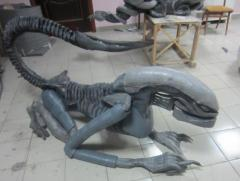 workshop decorative creatures fantastic animal figures decorations for street theaters - Изображение 5