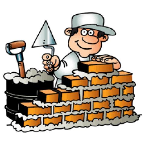 Требуются каменщики,подсобники,бригады в Варшаву - 1