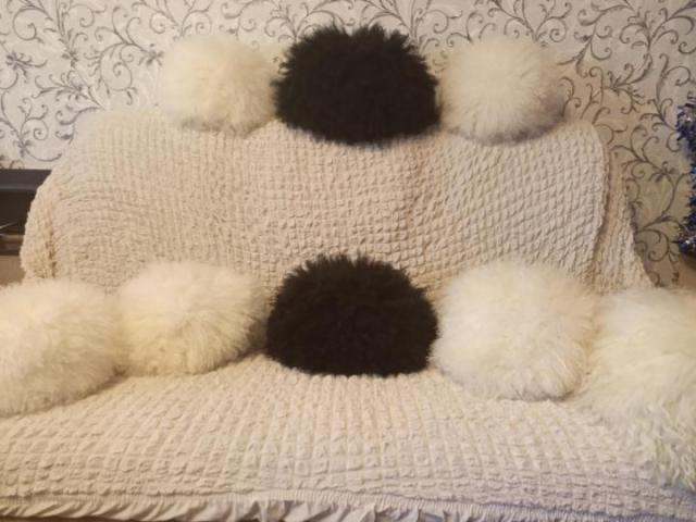 Продам папахи горские из овчины - 1