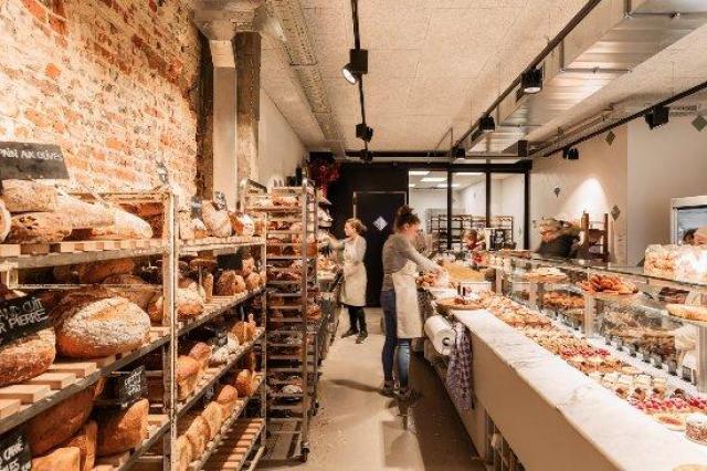 Упаковка хлеба под Варшавой - 1