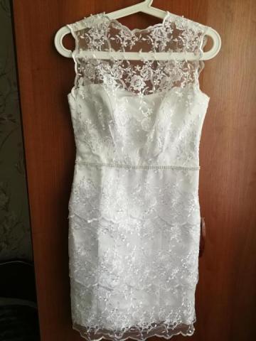 Продам платье свадебное - 1