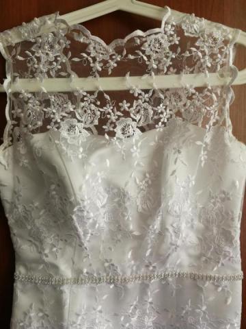 Продам платье свадебное - 2